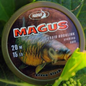KATRAN - Braided hook links MAGUS 20 m 1 - Filati da pesca