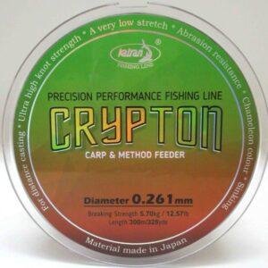 MAVER Fishing Line Crypton Carp & method feeder 300m 1 - Filati da pesca