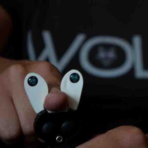 WOLF Rod rest white - Accessori da pesca