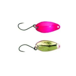 GUNKI Spoon Slide 2,1 gr rosa oro- Accessori da Pesca