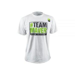 MAVER T-shirt Maver Team - Abbigliamento da Pesca