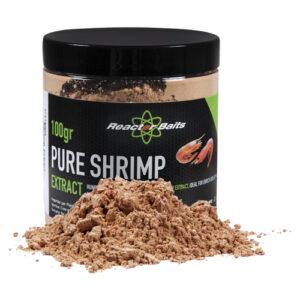 REACTOR BAITS Shrimp Extract 100 g - Esche da pesca