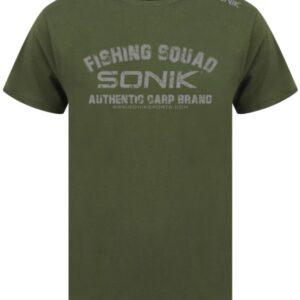SONIK T-Shirt - Abbigliamento da pesca