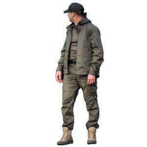 Completo Estivo CAMO-TECH - abbigliamento da pesca