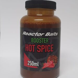 REACTOR BAITS Booster Hot Spices - Esche da Pesca