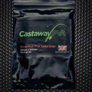 CASTAWAY PVA Solid Bags - Accessori da pesca