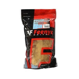 FEENYX Groundbaits Sweet Brown- Esche da pesca