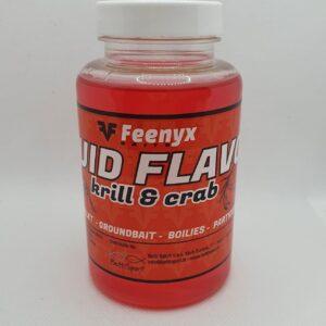 FEENYX Liquid Flavour Krill & Crab - Esche da pesca