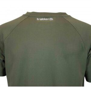 TRAKKER T-Shirt con protezione solare UV1